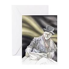 creepythoughts Greeting Card