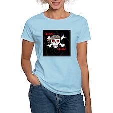 rockinAUTmama-blkstarrybg-pi T-Shirt