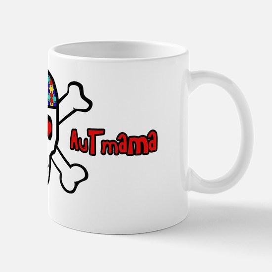 RockinAUTmama-wide Mug