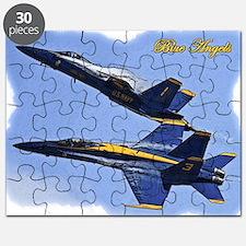 CP.Blues_142.16x20.posterize2 Puzzle