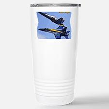 CP.Blues_142.16x20.posterize2 Travel Mug