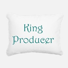 Producer Rectangular Canvas Pillow