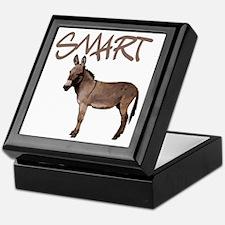Smart Donkey1 Keepsake Box