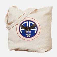 Falcon v1 - 2nd-325th - white Tote Bag