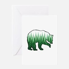 FOREST Greeting Cards