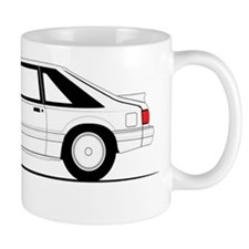 foxbody Small Mug