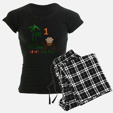 monkeypalm2 Pajamas