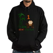 monkeypalm2 Hoodie