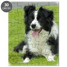 Border Collie 9A015D-10_2 Puzzle