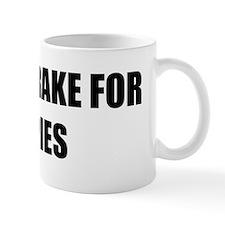 dont brake for hippies Mug