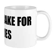 dont brake for hippies Small Mug