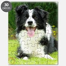 Border Collie 9A014D-14 Puzzle