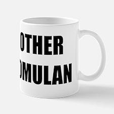 mother was a romulan Mug
