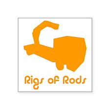 """rigsofrods.com-logo-2 Square Sticker 3"""" x 3"""""""