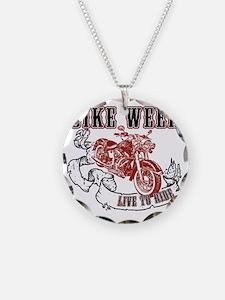 bikeweek Necklace