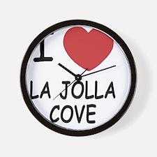LA_JOLLA_COVE Wall Clock