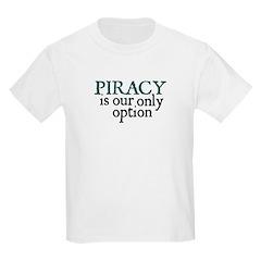 Piracy Kids T-Shirt