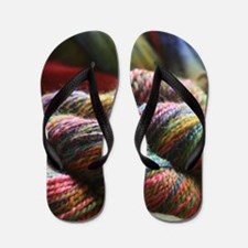 corrieXyarn Flip Flops