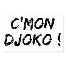 CMON DJOKO Decal