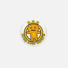 Drop Bear Aware Mini Button