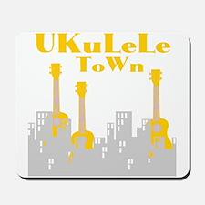 Ukulele town t-shirts Mousepad