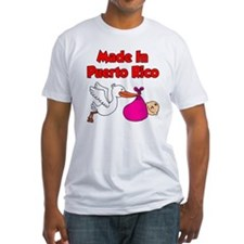 Made In Puerto Rico Girl Shirt