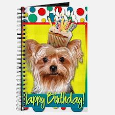 BirthdayCupcakeYorkie Journal