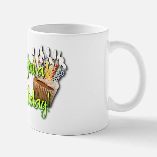 BirthdayCupcakeInside Mug