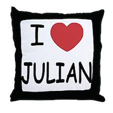 JULIAN Throw Pillow