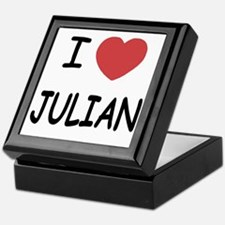 JULIAN Keepsake Box