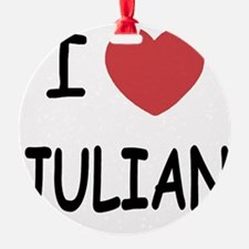 JULIAN Ornament