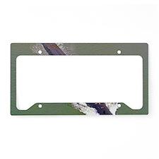 cpulaski mini poster License Plate Holder
