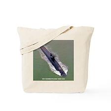 cpulaski small poster Tote Bag