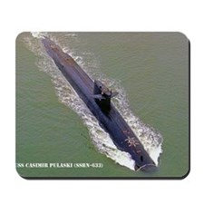 cpulaski note card Mousepad