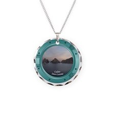Cabo-Porthole Necklace