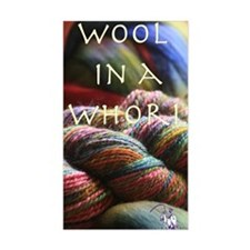 woolinawhorl Decal