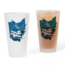 dayton logo Drinking Glass