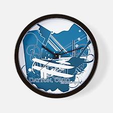dayton logo Wall Clock