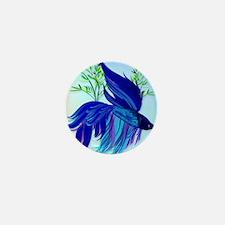 460_ipad_caseBig Blue Siamese Fighting Mini Button
