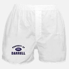 Property of darrell Boxer Shorts