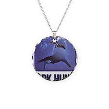 sharkhunter01 Necklace