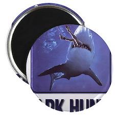 sharkhunter01 Magnet