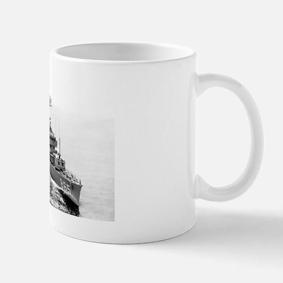 crware postcard Mug