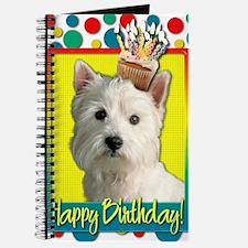 BirthdayCupcakeWestie Journal