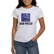 sharkwrestler01 Tee