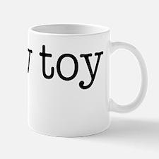 tshirt_chewtoy_blacktype Mug