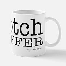 tshirt_crotchsniffer_blacktype Mug