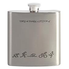 Evolution_Triathlution_lincenseplateholder Flask