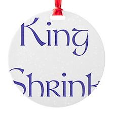 Shrink Ornament