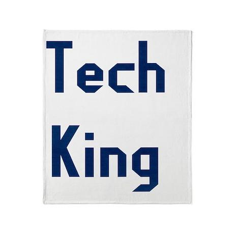 Tech Throw Blanket